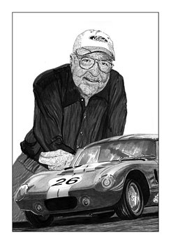 Carroll-Shelby-Drawing